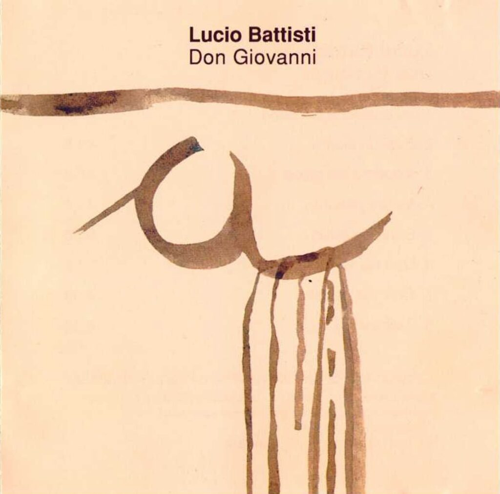 lucio battisti, don giovanni