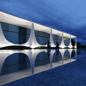 Palacio Da Alvorada, Oscar Niemeyer